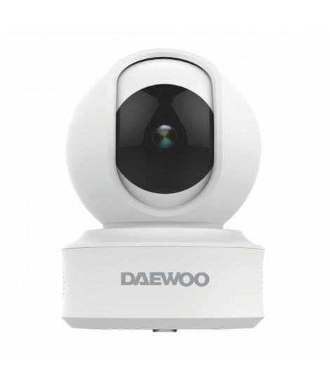 DAEWOO Caméra intérieure IP501 rotative Full HD