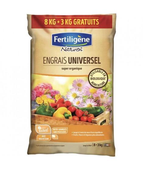 NATUREN Engrais Universel Super Organique - 11kg