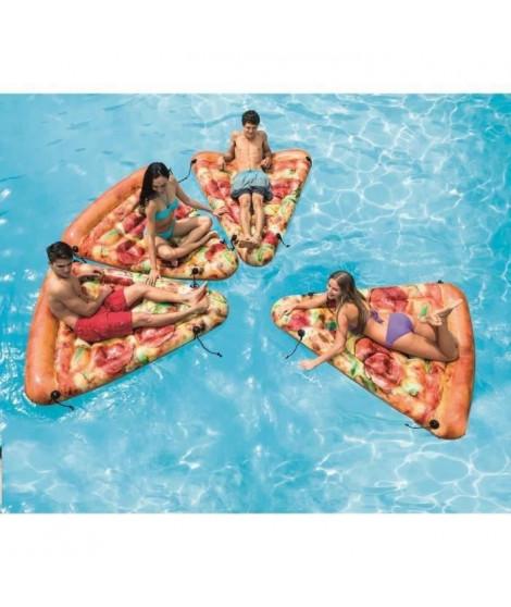 INTEX Matelas gonflable Part De Pizza