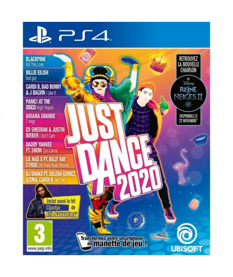 Just Dance 2020 Jeu PS4