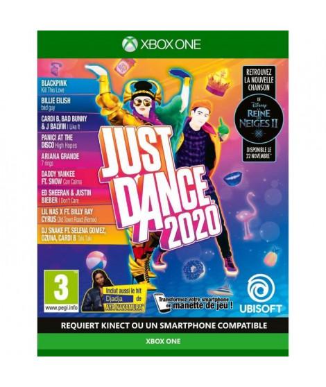 Just Dance 2020 Jeu Xbox One