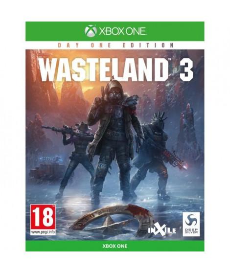 Wasteland 3 Day One Edition Jeu Xbox One