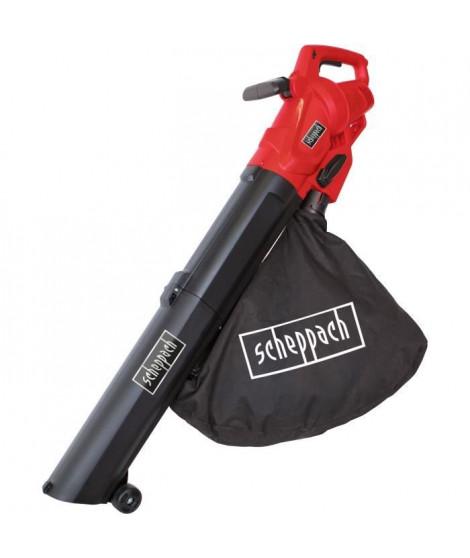 SCHEPPACH Aspirateur souffleur broyeur de feuilles LB2600E 3000 W