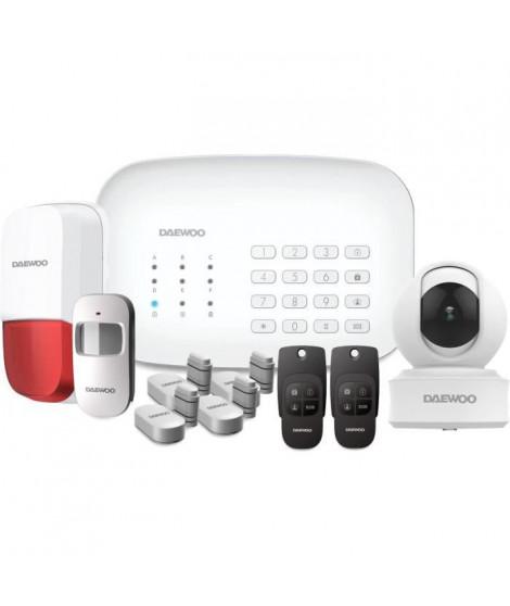 DAEWOO Pack alarme SA602 connecté