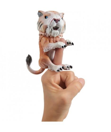 FINGERLINGS Untamed Tigre Bonesaw - Robot intéractif