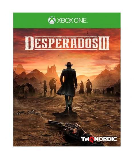 Desperados 3 Jeu Xbox One
