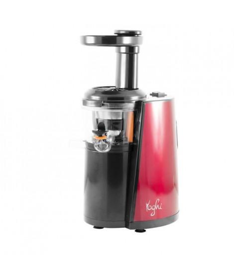 YOGHI - NECTAR_RED -  Extracteur de fruits + Légumes - 150W - Rouge