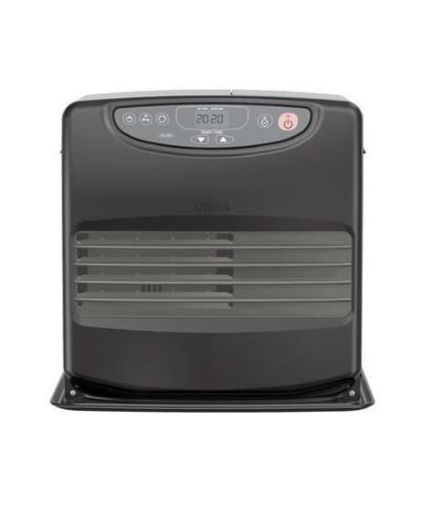 QLIMA SRE5035C 3500 watts  Poele a pétrole électronique - Mode SAVE - Détecteur CO² - Sécurité enfant - Parois froides - NF