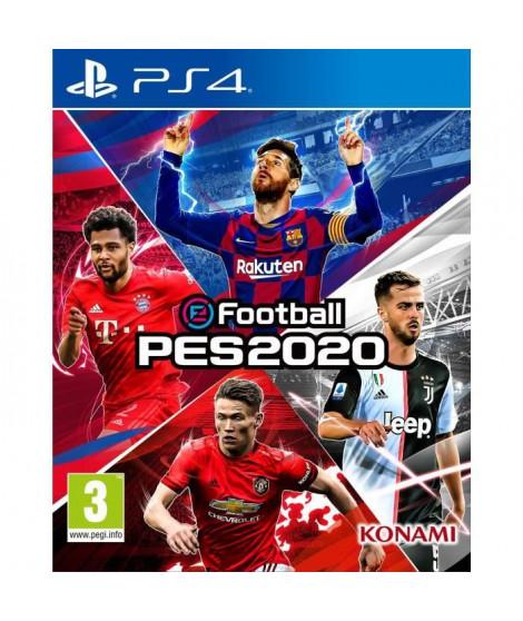 eFootball PES 2020 Jeu PS4