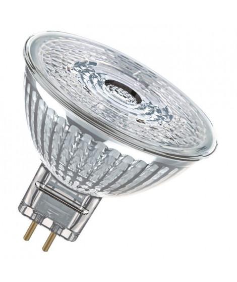 OSRAM Ampoule Spot LED MR16 GU5,3 5 W équivalent a 35 W blanc froid dimmable