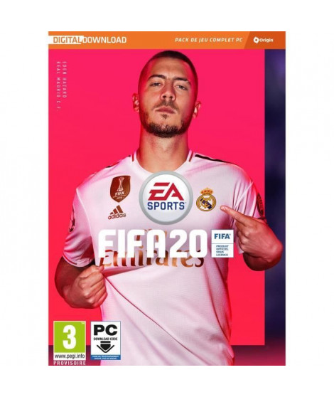 FIFA 20 Jeu PC a télécharger