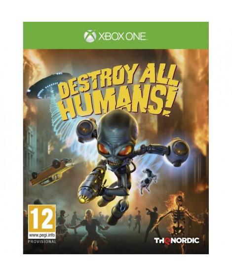 jeu xbox one - Destroy All Humans