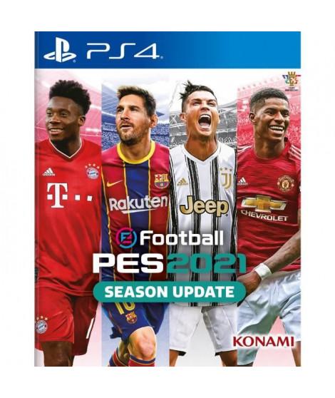 eFootball PES 2021 Jeu PS4