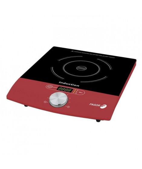 FAGOR 1831 Plaque de cuisson posable a induction – Rouge