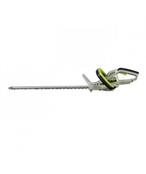 LAWNMASTER Taille-haies sans fil - 50 cm - 36 V - Sans batterie ni chargeur - Vert et gris