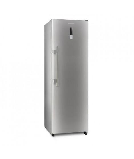 SCHNEIDER SCWF260NFIX - Congélateur armoire - 260 L - No Frost - A+ - L 59.5 x H 185.5 cm - Inox