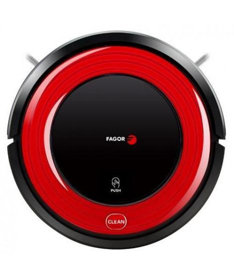 FAGOR FG736 Aspirateur robot laveur - Rouge/Noir