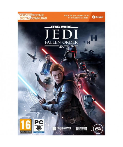 Star Wars Jedi: Fallen Order Jeu PC
