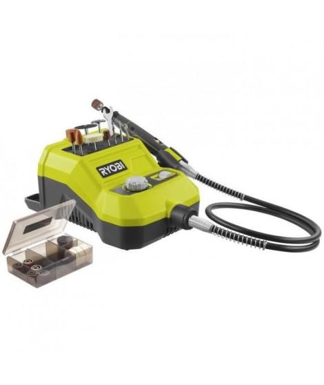 RYOBI Mini-outil multifonction 18V + 33 accessoires