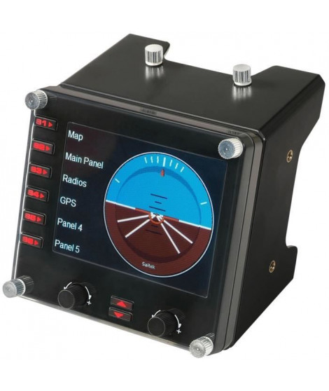 SAITEK BY LOGITECH Pro Flight Instrument Panel