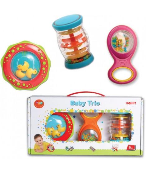 BSM Kit Musical Baby trio