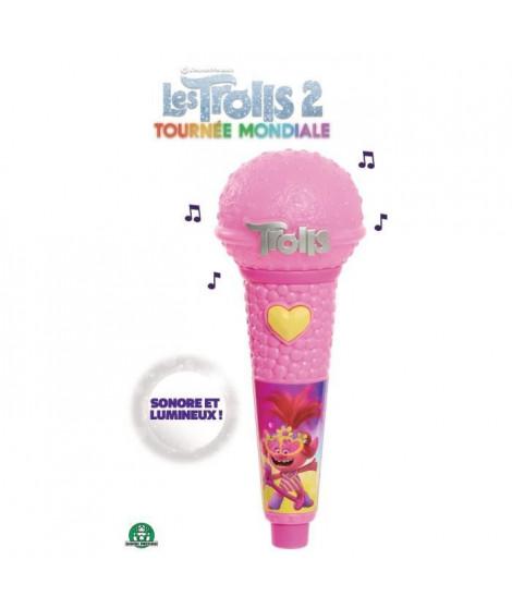 TROLLS - Micro Musical Lumineux Modele Aléatoire