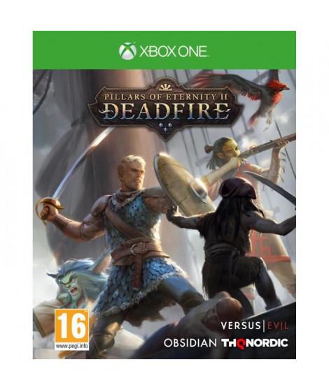 Pillars Of Eternity II - DeadFire Jeu Xbox One