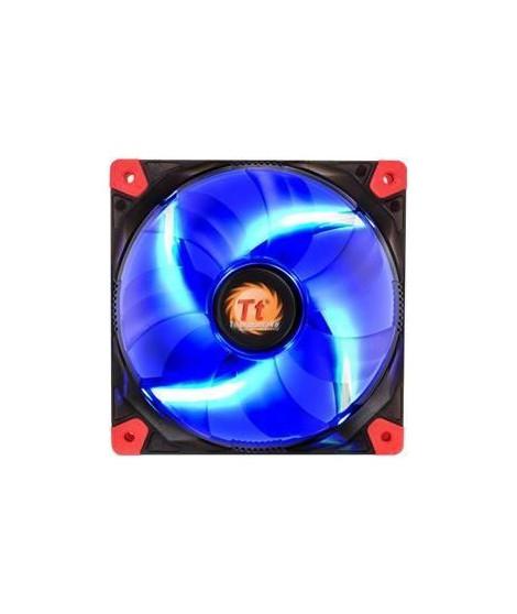 THERMALTAKE Luna 12cm LED Bleue - Ventilateur 120mm pour boitier