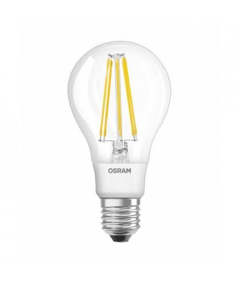 OSRAM-Ampoule LED filament standard E27 Ø6,7cm 2700K 11W  95W 1420 Lumens Osram