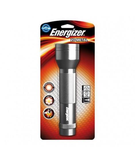 ENERGIZER Lampe torche 2D Métal - 6 LED