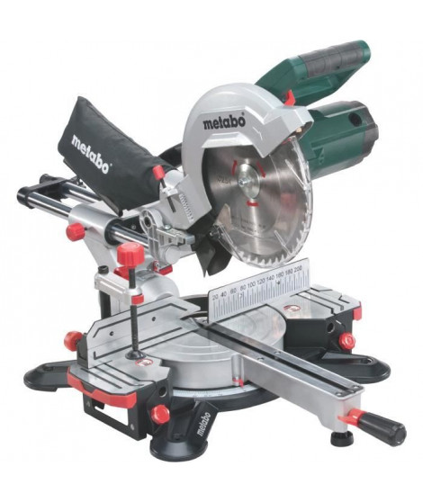METABO Scie a onglets radiale - KGS 254 M