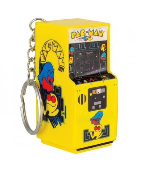 Porte-clés Pac-Man - Borne d'arcade Pac-Man
