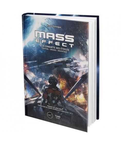 Livre Mass Effect: A la conquete des étoiles