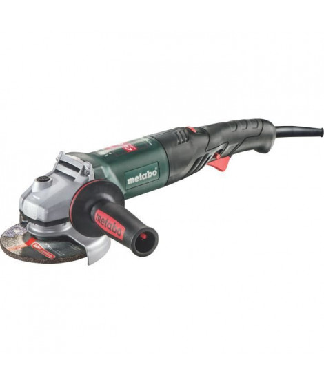 METABO Meuleuse 125 mm WEV 1500-125 Quick RT - 1 500 W