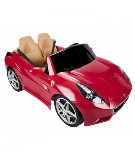 FEBER - Voiture Ferrari California - Véhicule Electrique pour Enfant 12 Volts