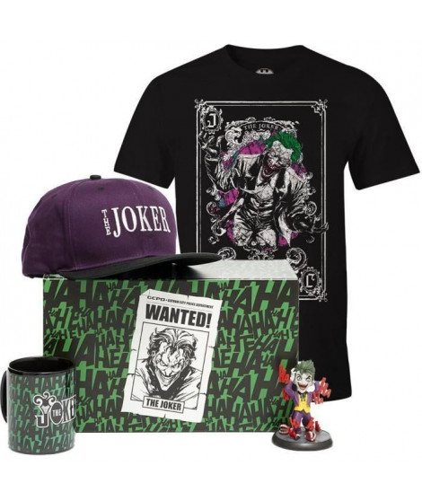 WOOTBOX Box officielle Joker - M