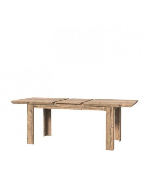 NEPAL Table a manger extensible - 160/205 x 75 x 90 cm