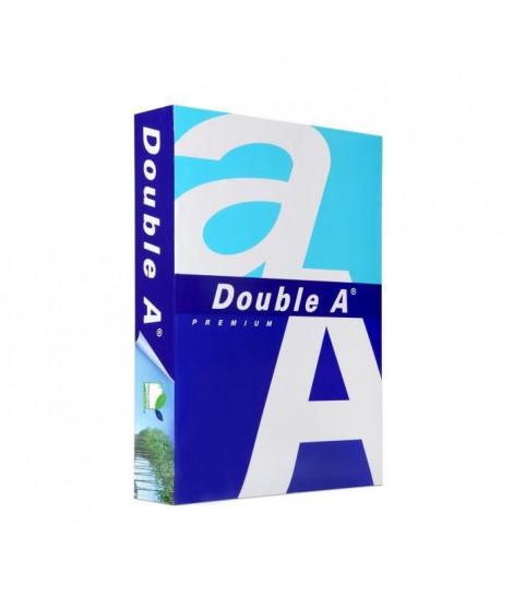 DOUBLE A Papier ramette 80 A4, qualité Premium-80g