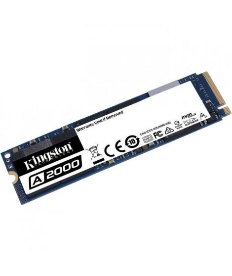 KINGSTON - SSD Interne - A2000 - 250Go - M.2 (SA2000M8/250G)