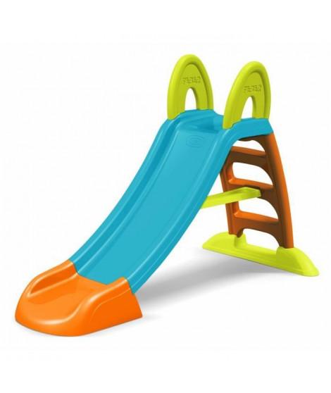 FEBER - Slide Plus a Eau - Toboggan pour Enfant