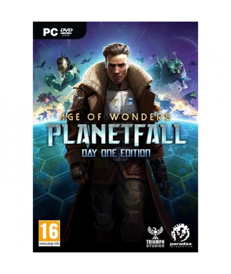Age Of Wonders : PlanetFall - Day One Edition Jeu PC