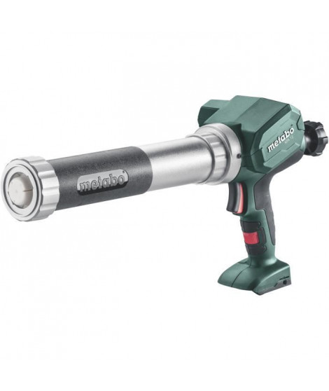 METABO Pistolet a mastic - KPA 12 400 Pick+Mix (sans batterie ni chargeur)