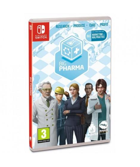 Big Pharma Jeu Nintendo Switch