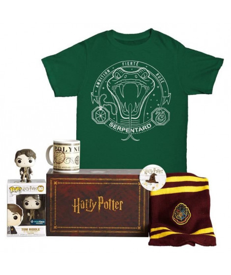 WOOTBOX Box officielle Harry Potter - XL