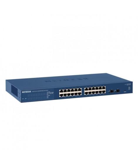Netgear GS724T - Switch 24 ports