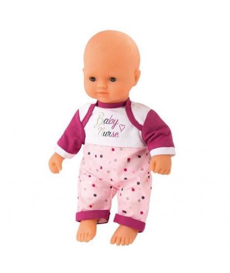 Poupon Bebe D'amour 32cm BABY NURSE - SMOBY