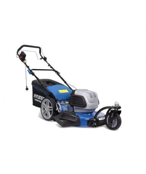 HYUNDAI Tondeuse électrique HTDE511RP - 3 roues 51cm 1800W Moteur induction