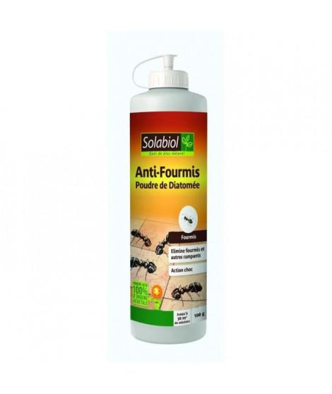 SOLABIOL SOFODIAT100 Fourmis - Poudre de Diatomée - 100 g