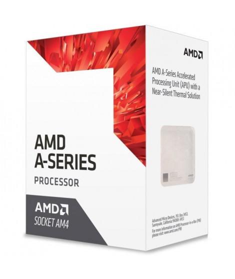 AMD Processeur Bristol Ridge A6 9500E - APUs - Socket AM4 - 2/2 Core - 3400 MHz - 1Mo