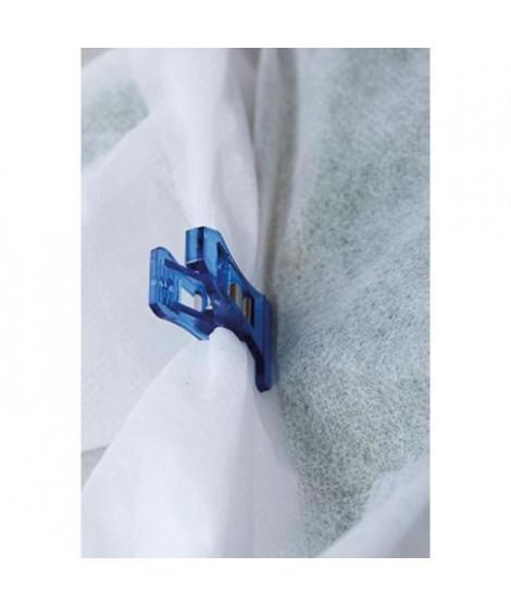 JANY FRANCE Lot de 12 clips hivernage - Maintien efficace des voiles d'hivernage